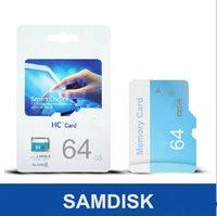 sd memory card 32gb - 64GB GB GB GB Micr SD Card MicroSD CLASS6 TF Memory Card C6 Flash SDHC SD Adapter SDXC White Orange Retail Package