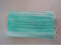 Wholesale mouth mask Disposable Dental Medical Surgical Dust Ear Loop Face Mouth Masks