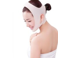 Wholesale Wrinkle V Face Chin Cheek Lift Up Slimming Slim Mask Ultra thin Belt Strap Band