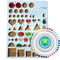 cork board - New Arrival Quilling Design Board Quilling Workboard Cork Board Quilling Kits With Straight Pin