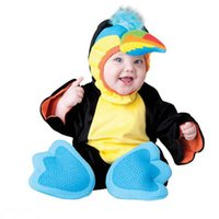 baby costumes lion - Months Animal Penguin Lion Lobster Newborn Baby Girl Boy Clothes Winter Baby Snowsuit Funny Christmas Baby Halloween Costume