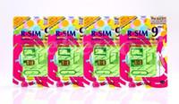 Wholesale Original R SIM9 Pro Perfect SIM Card Unlock Official IOS Iphone S G S C GSM CDMA WCDMA