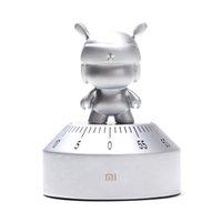 Wholesale Original Xiaomi Memento Rabbit Minute Kitchen Cook Studying Timer Clock Mechanical Zinc Alloy Metal Mitu Timer Alarm Counting order lt no