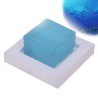 body soap bar - Blue Skin Whitening Soap All Natural Ocean Essential Oils Homemade Soap Bar Sabonete Saboneteira Shaving Soap Maquiagem