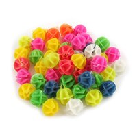 Wholesale FS Hot Pack Multicolor Plastic Bead Ornament for Bicycle Spoke order lt no track