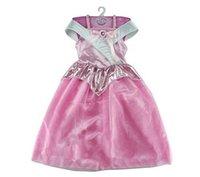 Dormir robes de princesse de beauté Avis-Filles Enfants Sleeping Beauty Costumes Cosplay Princess Dress Porter Effectuer Vêtements Robes, Robe de mariage Partie