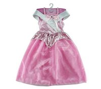 Wholesale Kids Girls Sleeping Beauty Princess Dress Cosplay Costumes Wear Perform Clothes Dresses Wedding Party Dress