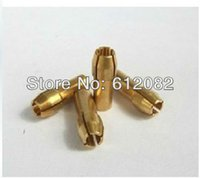 Wholesale 4pcs set Dremel W electrical grinding supporting dedicated accessories copper sandwich drill chuck grinding drill chuck