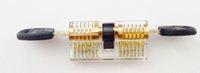 Wholesale Locksmith Tool piece of Transparent Lock For Locksmith Practice Training Skill