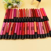 200pcs NANI Velvet Matte Lipstick impermeable maquillaje mágico Nude Lip Gloss 38 colores disponibles Lip cosmética cosmética coreana