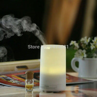 lamp oil - High quality usb ultrasonic aroma diffuser fragrance candle lamp essential oil diffuser difusor de aroma for unique gift