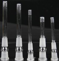 accessories mix - 2015 New Glass pipe bong accessories glass downstem Glass bongs glass water pipes mix size mm or mm L64