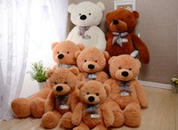 gift for children day - Teddy Bears cm inch Dolls Toy Stuffed Animals For Plush Toys Big Teddy Bear Each Feast To Friend Favorite Gift Child s Gift Shop