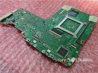 asus mainboard intel - U24E laptop motherboard for asus mainboard rev intel HM65 PGA B full Tested