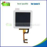 Wholesale 10 For Apple iPod nano th G LCD Display With DHL monthes guarantee after service