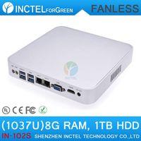 best computer firewall - Home firewall best quality aluminum fanless mini pc computer