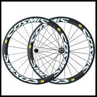 Carbon carbon bicycle wheel set - MAVIC Cosmic mm Clincher Tubular Carbon Road Bicycle Wheels Cnspokes C V Shape Carbon Fiber Bicycle Wheelset Hub to Choose