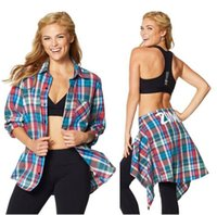 Wholesale new arrival lover shirts dance tops man woman tops Crazy Happy Flannel colors