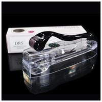 Wholesale DRS Micro Needles Derma Roller needles derma roller Skin Care roller Microneedle Therapy Nurse System