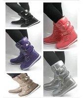 Wholesale Vivi rubber duck berber fleece rubber duck snow boots snow boots multicolour space