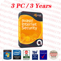 Wholesale Avast Internet Security license Years PC Work until Support Multi Language