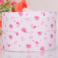 printed ribbon - New Design quot mm yards Cartoon Printed Grosgrain Ribbon DIY haribow garment accessories XC