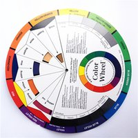 beauty accesories - attoo Body Art Tattoo accesories Tattoo Pigment Color Wheel For Eyebrow Lip Permanent Makeup Hot Sale Tattoo Beauty Makeup Accessory