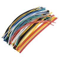 Wholesale New Arrvial Flame Retardant Durable Color Assorted Colors Ratio Polyolefin Heat Shrink Tubing Tube Kits