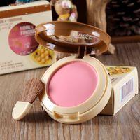 berries powder - blusher powder blush long lasting repair Yan honey berry pink blush