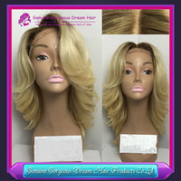 Cheap ombre blonde brazilian wig Best blonde human hair wigs