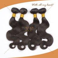 Cheap 2015 Hot Selling Cheapest High Quality Silky natural wave malaysian Hair 4 Bundles Per Lot Human Hair
