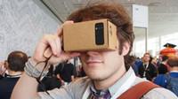 Wholesale DIY Google Cardboard Valencia Quality d Vr Virtual Reality Glasses google cardboards Google Cardboard Valencia Quality d VR Glasses