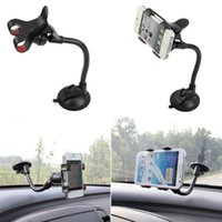 Wholesale Car Phone holder Car window Windshield Mount Holder For iPhone S C Plus for sony holder east