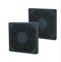 air blower filters - Fan air filter cover cm triple dust cover dust filter cover black blower cover