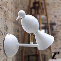 Wholesale Led Modern Style Bird Animal Wall lamp Wall Sconce