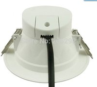 bathroom downlight kit - 9Watt LED Downlight Full kit Italian design K K K interchangeable switch