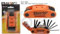 Wholesale Bycicle repair kit tools Bicycle Cycling Tire Repair bycicle MTB Protable Multi repair tools ferramenta bike Accessories
