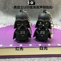 bag pendant manufacturers - The new black knight pendant Pendant LED mobile phone manufacturers selling sound creative gift bag ornaments