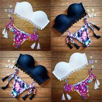 Wholesale 2015 Summer Swimwear Triangl Women Fashion Bikinis Woman New Sexy Swimsuit Set Bath Suit Push Up Bikini Set Best Selling