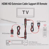 Wholesale IR Extender CEC Channel HDMI Port IR Remote Control Signal Extender Receiver Cable Kit