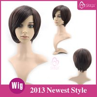 Cheap Synthetic wig Best lady wig