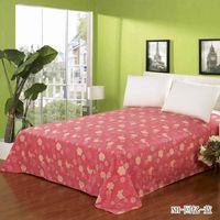 bedsheet designs - New Design nature cotton grade a red polka dot girl adult wedding king size Bedding Sheet cm