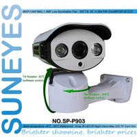 audio array - SunEyes SP P903 IP CCTV Camera Outdoor Pan Tilt P MP HD with TF Micro SD Slot Two Way Audio Array IR ONVIF