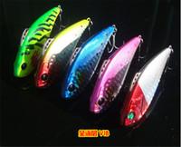 Wholesale Promotion Fishing Sinking Lucky Craft VIB Lure Vibration Rattle Hook Swimbait Crankbait Baits g cm