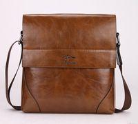 ancient messenger bags - New Arrived leather men s messenger bag restore ancient briefcase cross body bag business shoulder bag