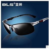 Wholesale Men sunglasses polarized sunglasses men sunglasses authentic new wave of people dedicated driver driving car