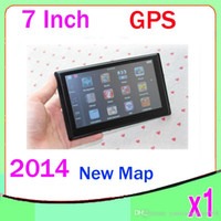 av solutions - DHL Newest style inch GPS navigation GB Bluetooth AV IN FM MTK solution MHz ZY DH