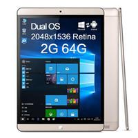 Wholesale 9 inch Original Onda V919 Air Tablet PC Dual Boot windows10 Android5 intel z3735F Quad core GB RAM GB ROM pixel MP