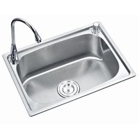 Wholesale Cody sanitary stainless steel sink kitchen stainless steel sanitary ware washing vegetables pool C7 series