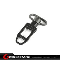 Wholesale Unmark Full Steel Low Profile QD Rail Sling Adapter Black NGA0126